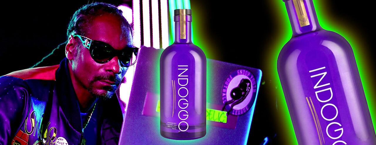 Snoop Dogg lanza la ginebra Indoggo