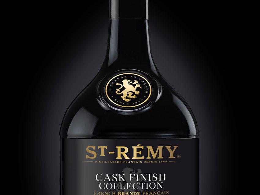 St-Rémy lanza St-Rémy Oloroso Sherry Cask Finish, brandy de jerez acabado en barril