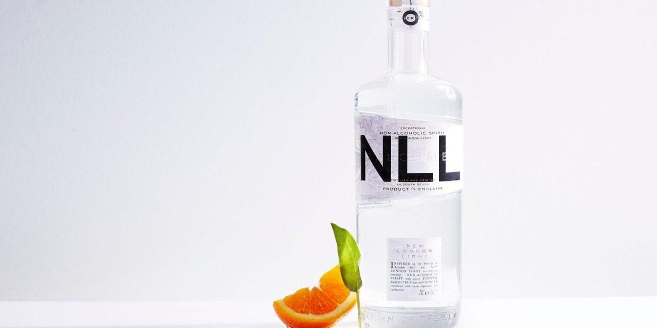 "Salcombe Distilling Co. lanza ""espíritu"" de cero ABV, New London Light"