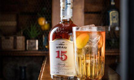 Beveland debuta con el brandy Suau en Estados Unidos