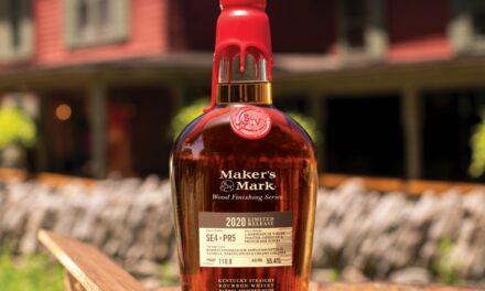 Maker's Mark presenta la edición limitada The Maker's Mark 2020 Limited Release