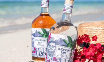 La nueva marca de ron de Mauricio, el ron Beach Bum, llega al Reino Unido