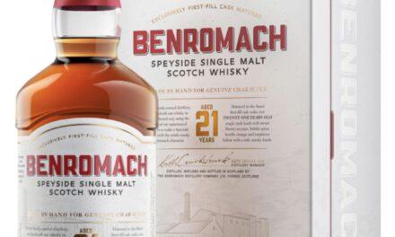 Benromach desvela su nuevo whisky de 21 años, Benromach 21 Year Old