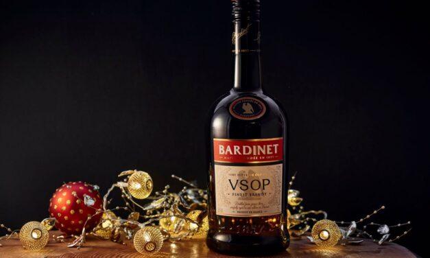 El brandy Bardinet revela un nuevo aspecto