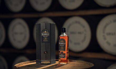 Bushmills estrena su whisky de malta más antiguo