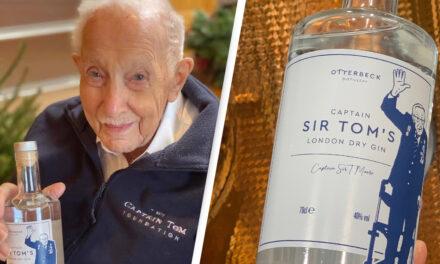 Otterbeck Distillery lanza Captain Sir Tom's Gin