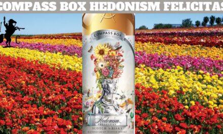 Compass Box celebra sus 20 años con Hedonism Felicitas