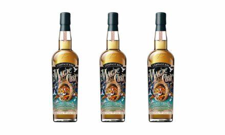 Compass Box revela su whisky Magic Cask