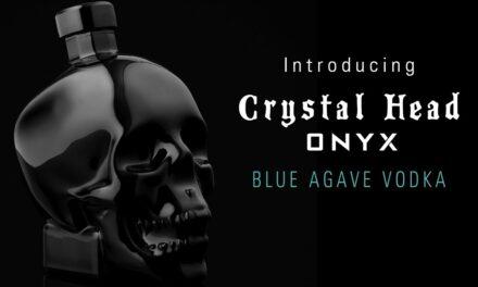 Crystal Head presenta el vodka Onyx a base de agave