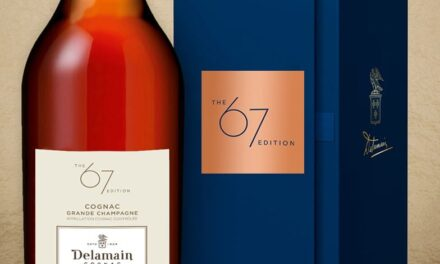 Delamain y 67 Pall Mall crean un nuevo coñac, Delamain Cognac – The 67 Edition