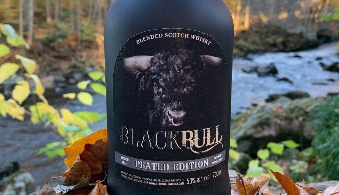 Duncan Taylor Scotch Whisky lanza edición limitada de Black Bull Peated