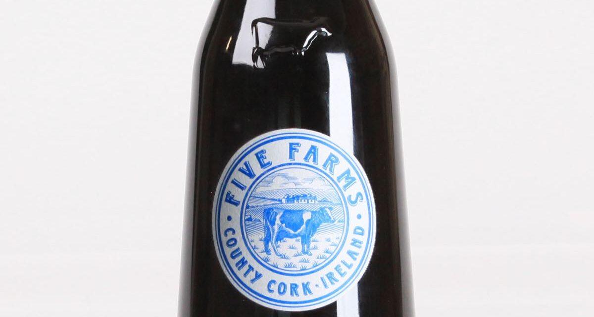 McCormick Distilling lanza Five Farms Irish Cream