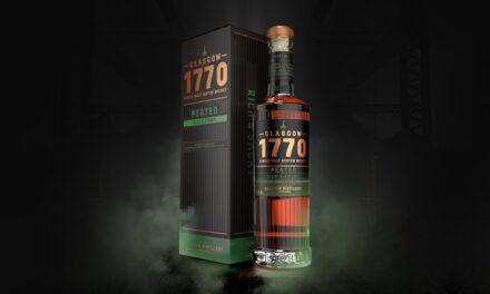 Glasgow Distillery lanza Glasgow 1770 Peated Rich & Smoky