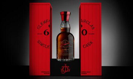 Glenfarclas lanza una edición limitada de whisky escocés de 60 años