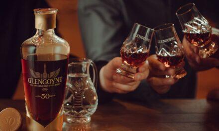 Glengoyne estrena su whisky escocés más antiguo, Glengoyne 50 Year Old