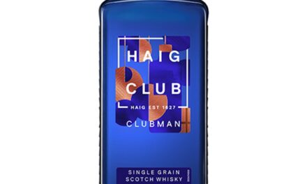 Haig Club lanza una botella Clubman festiva