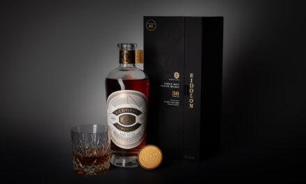 Hunter Laing & Co. presenta la serie Eidolon para mostrar los whiskies de Port Ellen