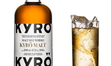 Kyrö lanzará el primer whisky de centeno en el Reino Unido, Kyrö Malt Rye Whisky