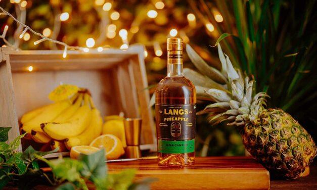 Langs Rum lanza dos nuevos sabores: Mango and Ginger, y Pineapple