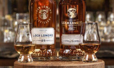 Loch Lomond añade el whisky de 30 años a su gama principal, Loch Lomond 30 Years Old