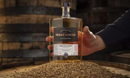 Copper Rivet Distillery lanza su primer whisky, Masthouse Whisky