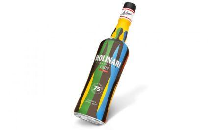 Molinari lanza una botella de edición limitada al cumplir 75 años