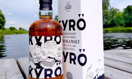 Moomins y Kyrö crean un whisky con fines benéficos