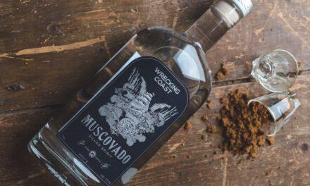 Wrecking Coast lanza Muscovado Silver Spirit
