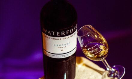 La destilería Waterford crea el primer whisky irlandés orgánico, Organic: Gaia 1.1