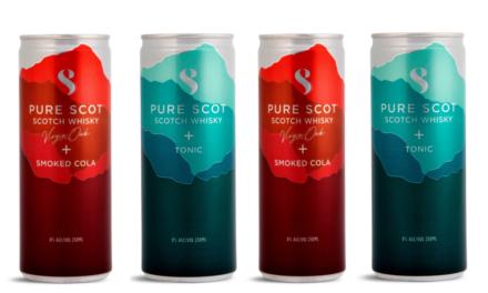Pure Scot crea la primera tónica RTD Scotch del mundo