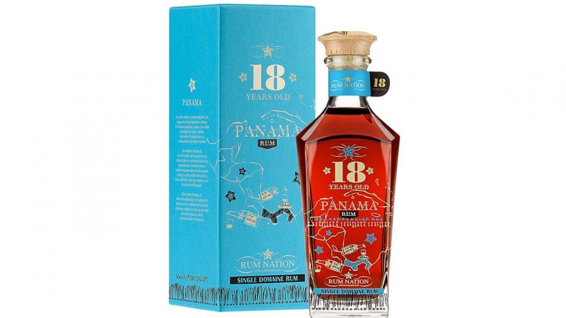 Rum Nation lanza Panama 18 Year Old rum