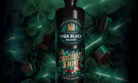 Riga Black desvela el licor con sabor a chocolate y menta, Riga Black Balsam Chocolate & Mint