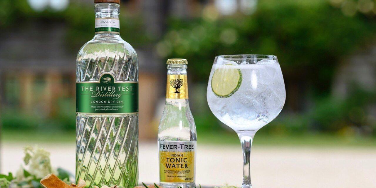 River Test lanza River Test London Dry Gin