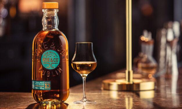 Roe & Co presenta su primer whisky de malta, Roe & Co Cask Strength 2020 Edition
