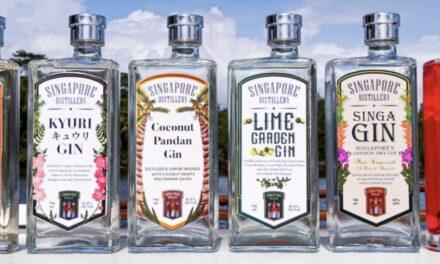Singapore Distillery lanza seis ginebras