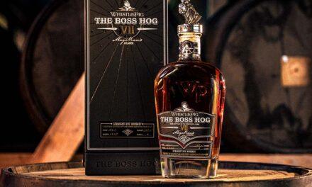 WHISTLEPIG termina whisky en barriles de madera de roble español y teca, The Boss Hog VII: Magellan's Atlantic
