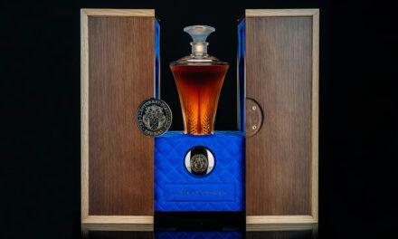 The Glenturret presenta el primer lanzamiento de la serie de colaboración Lalique, The Glenturret Provenance