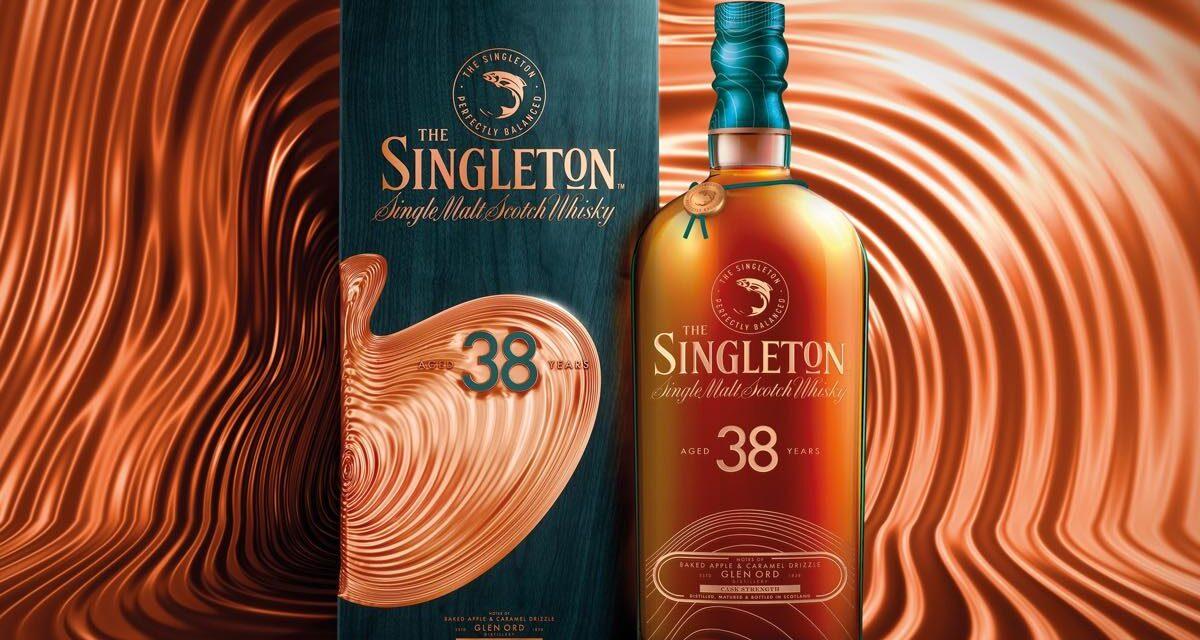 Singleton desvela un single malt de 38 años de edad, The Singleton 38-Year-Old