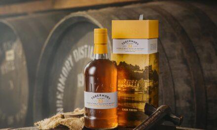 Tobermory debuta con un whisky de Jerez de 23 años, acabado en barril, The Tobermory 23 Year Old