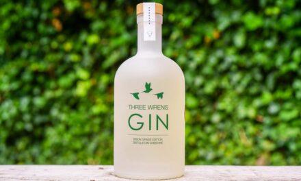 Three Wrens crea Three Wrens Bison Grass Gin, la primera ginebra de hierba de bisonte del mundo