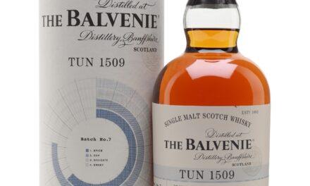 Balvenie lanza Tun 1509 Batch 7