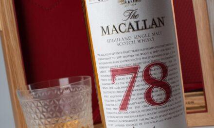 Whisky Hammer subasta un Macallan de 78 años