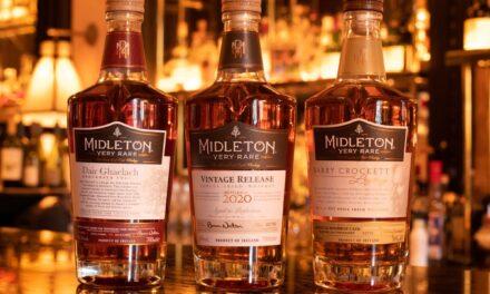 Irish Distillers revela la edición de 2020 en su colección de whisky Midleton Very Rare
