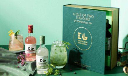Edinburgh Gin presenta sets de regalo inspirados en la literatura