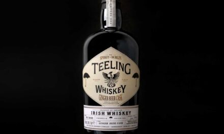 Teeling revela el whisky irlandés de cerveza de jengibre terminado en barril, Umbrella London Ginger Beer finished Teeling Whiskey