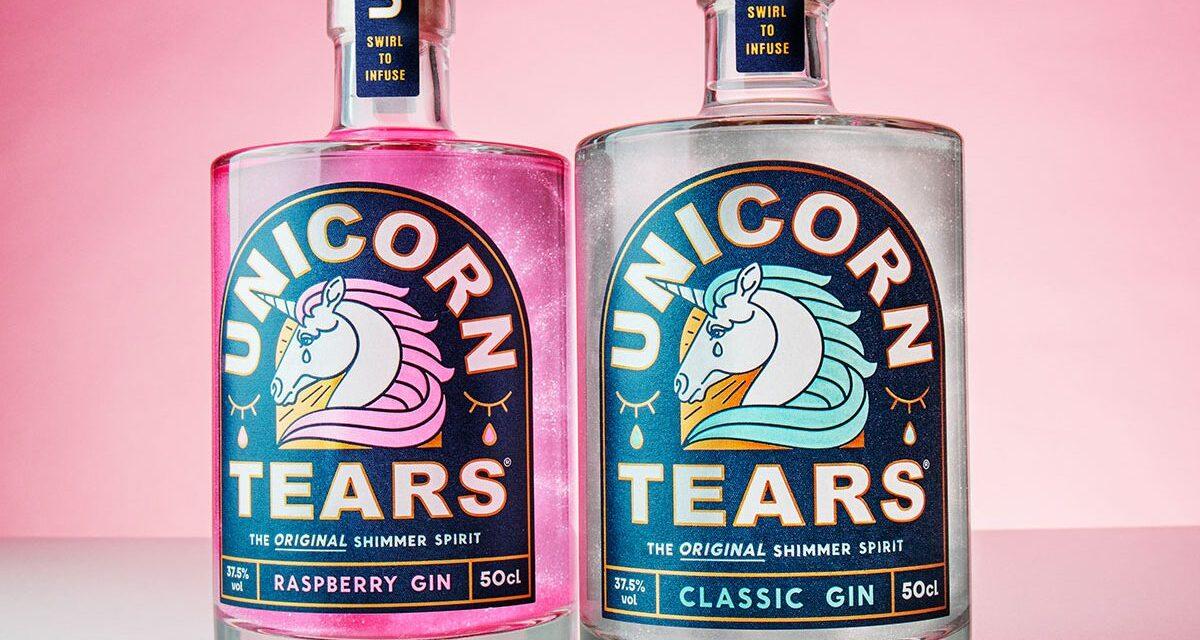 Unicorn Tears Gin renueva su marca y lanza ginebras de alta calidad