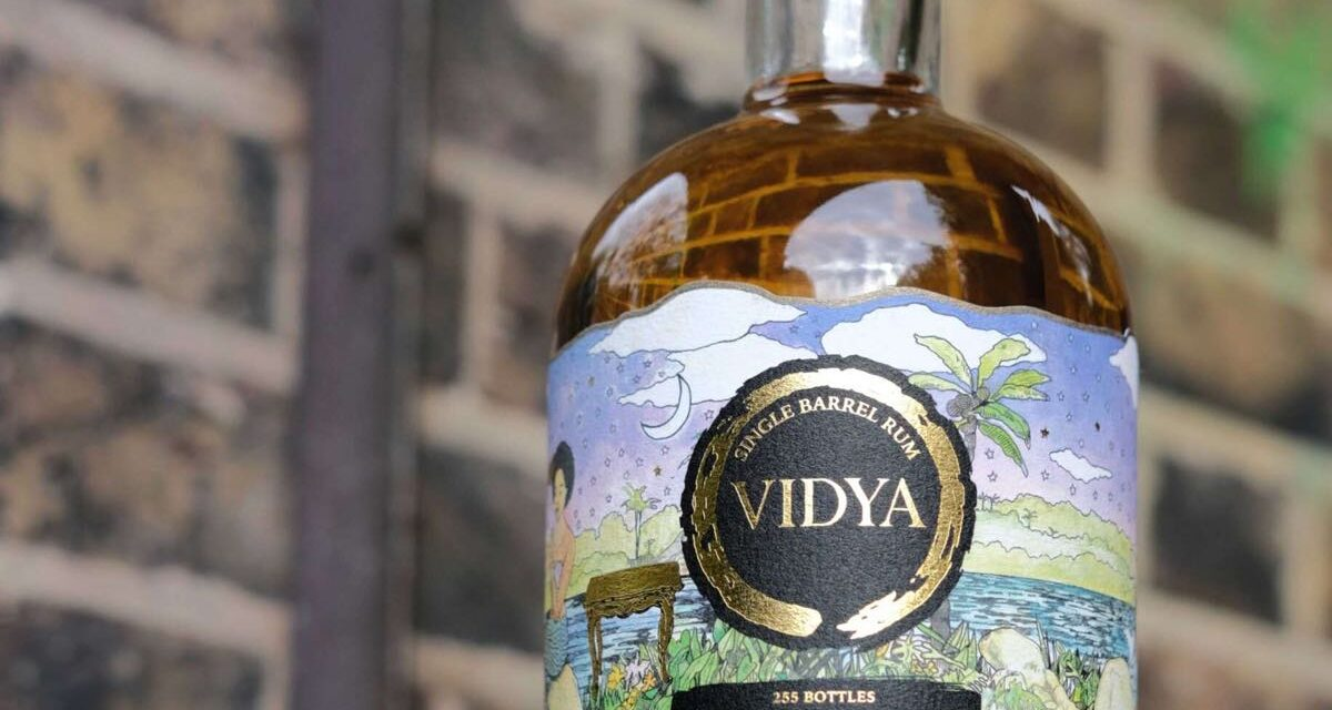 Skylark Spirits lanza su propia marca de ron, Vidya