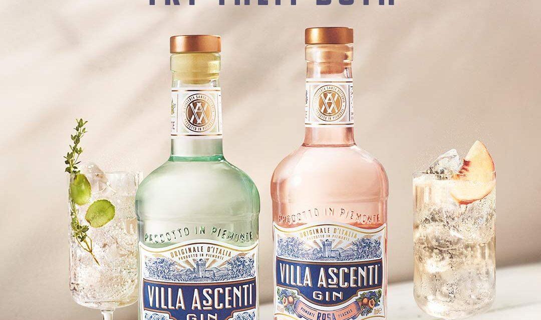 Villa Ascenti crea nueva ginebra rosa, Villa Ascenti Rosa