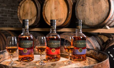 GlenAllachie explora el roble virgen en una nueva gama de Virgin Oak Series