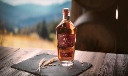 Westward revela rediseño y nuevo whisky con Westward American Single Malt Pinot Noir Cask